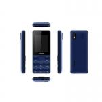 "Мобильный телефон Tecno T372, 2.4"", 240x320/BT/microSD64Gb/3xSIM/CAM/1150mAh, Deep Blue"