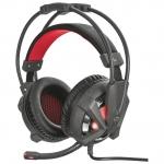 Наушники гарнитура игровая Trust GXT 353 Vibration Headset for PS4 черный